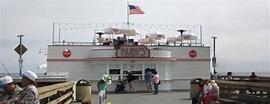 Ruby's Diner Balboa Pier, Newport Beach, CA - California ...