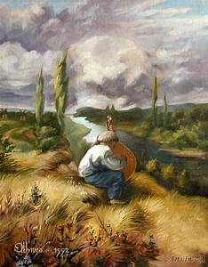 Hidden Images: Optical Illusion Paintings by Oleg Shuplyak ...