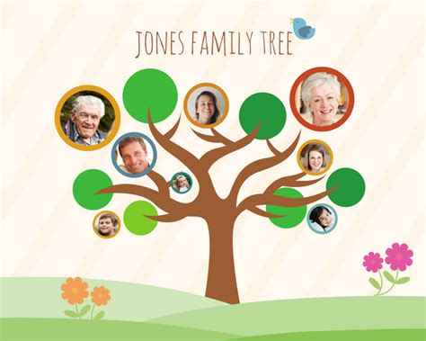 family tree maker design  custom family tree