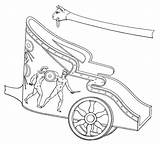 Chariot Greek Greece Roman Chariots Ancient Colouring Pages Granger Print Drawing Coloring Photograph Draw Egyptian Fineartamerica Plans Others Racing Step sketch template