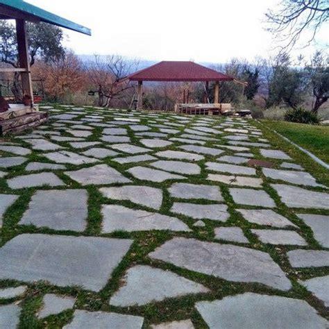 Gartenplatten Aus Lusernagneis