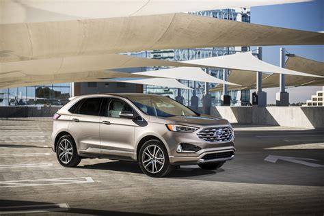 Ford's Suv Offerings Expand Even More With 2019 Edge