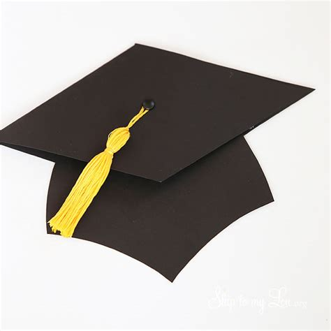 graduation cap gift card holder skip   lou