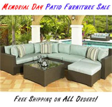 patio furniture memorial day sale at furnitureforpatio