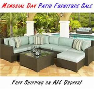 Patio furniture memorial day sale at furnitureforpatiocom for Memorial day sale patio furniture