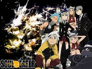 Soul Eater Wallpaper by Raizuto on DeviantArt