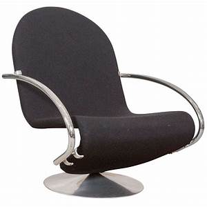 Verner Panton Chair : verner panton system 123 model e lounge chair for fritz hansen at 1stdibs ~ Frokenaadalensverden.com Haus und Dekorationen