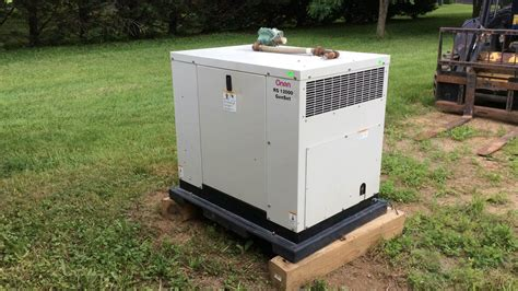 onan generator rs 12000 genset this whole house