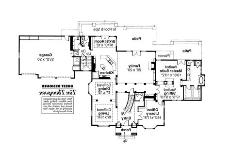 colonial house plans franklin    designs