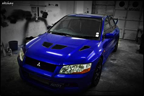 Beautiful Blue Car Paint #8 Electric Blue Metallic Car