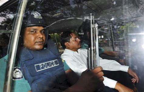bangladesh jail preps  hang  war criminal mohammad