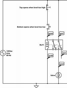 Latching Relay Wiring Diagram