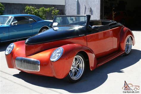 willys roadster heritage body suicide doors ci