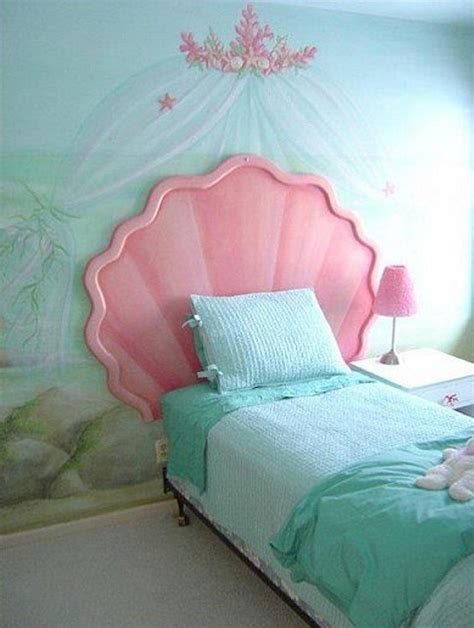 Ideas For Kitchen Themes - 15 dazzling mermaid themed bedroom designs for girls rilane