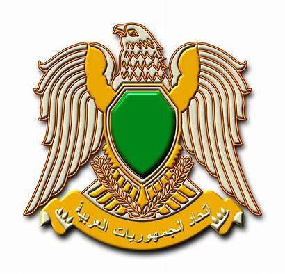 Libyan Heraldry Arms Coat Arab Crawford Libya