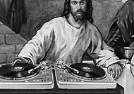 Funny Jesus DJ