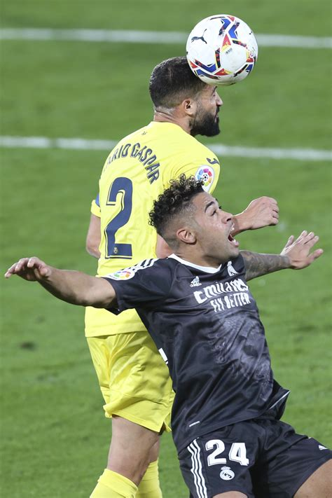 Depleted Real Madrid held 1-1 at Villarreal | The Seattle ...