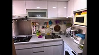 28 y型公屋裝修_田景邨Y型公屋廚櫃設計_田景邨 - YouTube