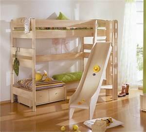 Hochbett Für Zwei Kinder : hochbett mit rutsche spa im kinderzimmer ~ Sanjose-hotels-ca.com Haus und Dekorationen