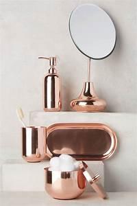 Rose Gold Decor : luxury bathrooms rose gold is design trend ~ Teatrodelosmanantiales.com Idées de Décoration