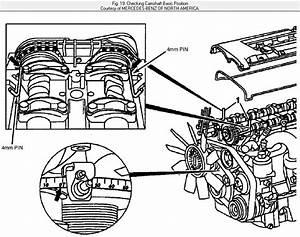 Have A 1996 Mercedes E320 2 Liter Dohc   Chain Broke