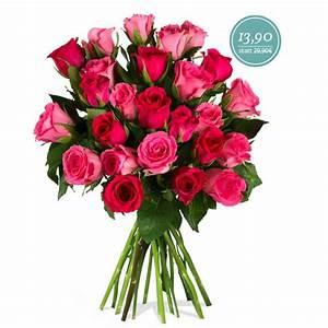 Rosen Kaufen Günstig : rosenstrau vivien mit 25 pinken rosen f r 19 80 ~ Markanthonyermac.com Haus und Dekorationen