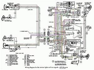 1971 Ford Alternator Wiring Diagram
