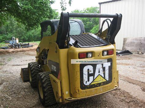 cat  skid steer loader hrs hp  cap load