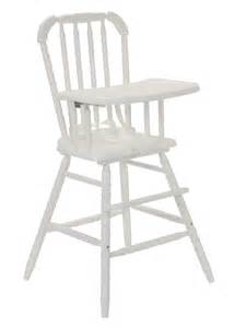 da vinci jenny lind high chair in white mdb m0384w