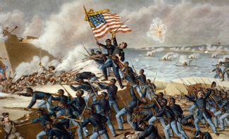 african americans   civil war