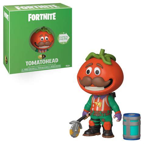 funko  star vinyl figure fortnite tomatohead pop
