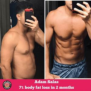 How To Lose Body Fat  U0026 Gain Muscle - Transformation