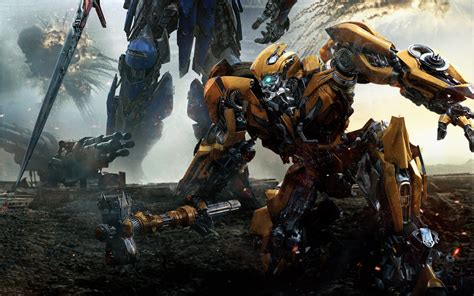 Bumblebee Transformers The Last Knight Wallpapers   HD ...