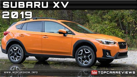 2019 Subaru Xv by 2019 Subaru Xv Review Rendered Price Specs Release Date
