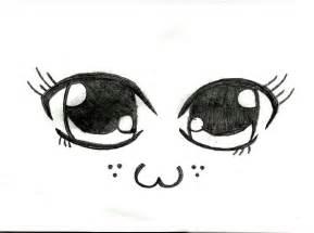 Cute Easy Eyes Drawings