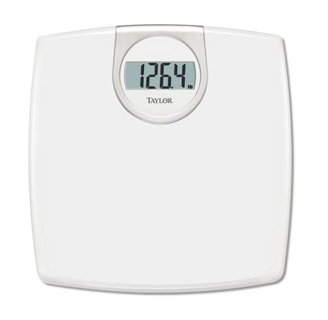 taylor 7029 digital scale manual