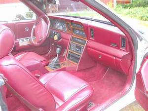 1989 Chrysler Lebaron Convertible Gtc Turbo 5 Speed Manual