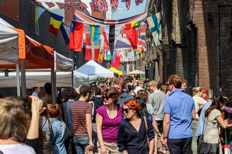 The Complete Guide To The Maltby Street Market