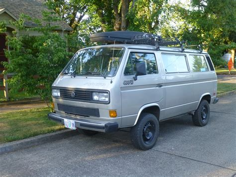 volkswagen syncro curbside classic vw vanagon syncro t3 so misunderstood