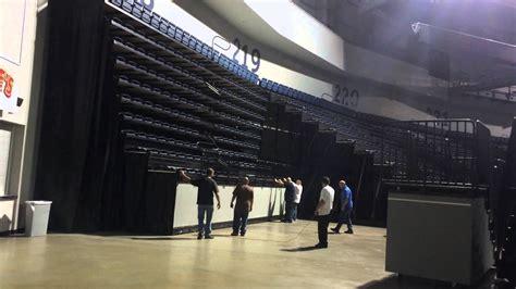 foto de Stockton Arena Fan Deck Seating YouTube
