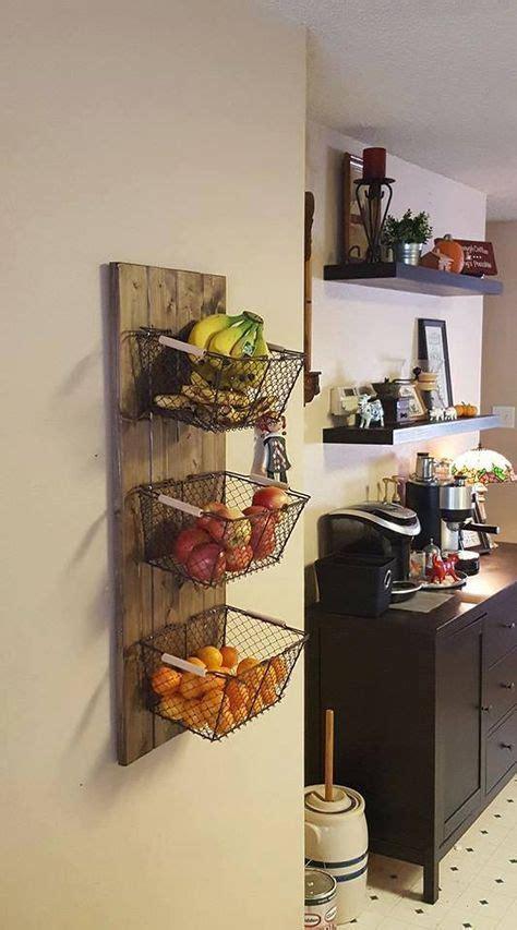 Küche Aufbewahrung Wand by Obstk 246 Rbe An Der Wand K 252 Che Kitchen Aufbewahrung