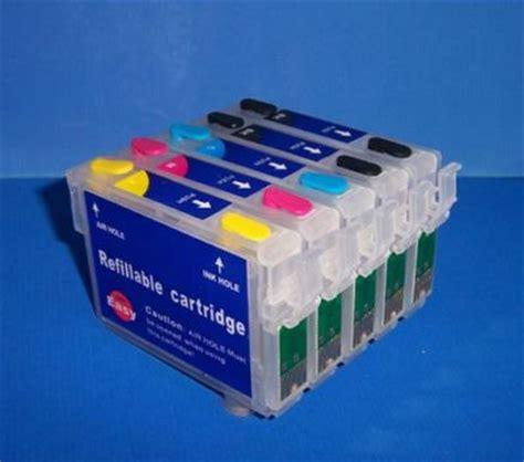 promisecolor epson  bxfn refillable ink cartridges