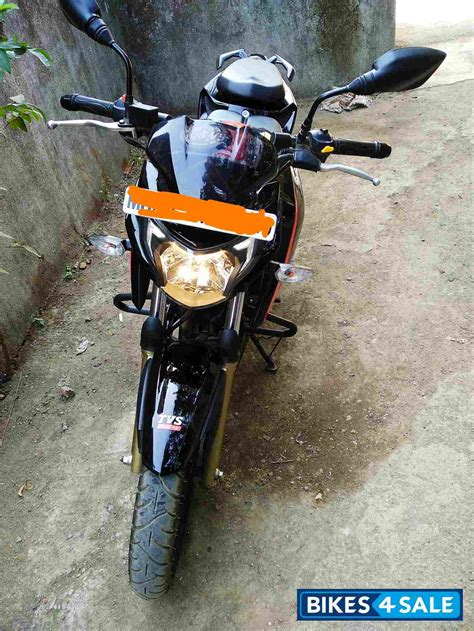 Apache Rtr 200 4v 2019 by Used 2018 Model Tvs Apache Rtr 200 4v Abs Race Edition 2 0