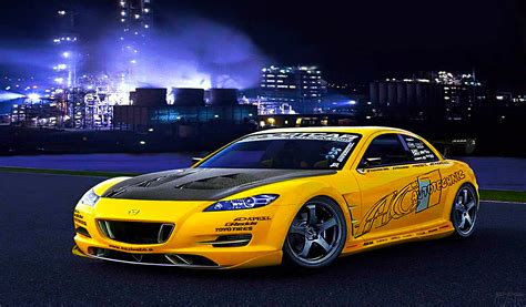 Mazda Wallpaper - - Fond D Écran Voiture Fast And Furious ...