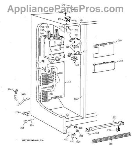 Refrigerator Wiring Diagram Defrost Heater Best