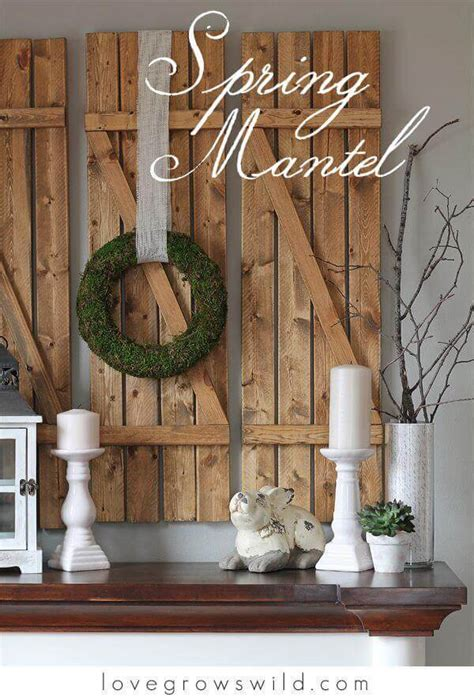 It's been lots of fun visiting. 50+ Vintage Farmhouse Wall Decor Ideas For Your House 2019