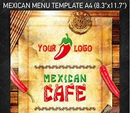 best 25 ideas about restaurant menu templates free find what you