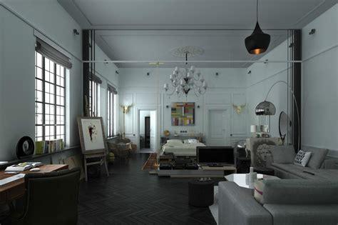 decorating a small loft small loft design interior design ideas