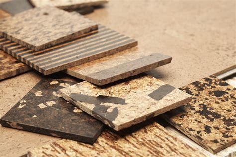 Cork Flooring Materials In Humid Bathroom Conditions