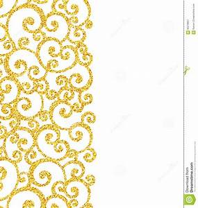 Photo Collection Vector Gold Pattern On